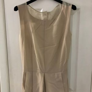 FENDI Karl Lagerfeld sample dress fully lined